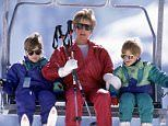 Daily Mail's Catherine Ostler introduced her three children to skiing for the first time at the Austrian resort of Lech, which counts Princess Diana among its list of royal fans.