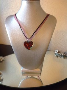 Heart+glass+pendant+by+LidyangelsBoutique+on+Etsy