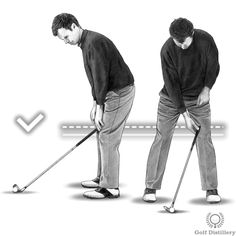 Correct Distance to the Golf Ball - How to Tell Oregon Ducks Football, Ohio State Football, American Football, Golf Attire, Golf Outfit, Golf Tips Driving, Volleyball Tips, Golf Videos, Golf Drivers
