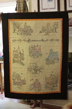 By crabapple hill...love their work!to make a Disney character quilt