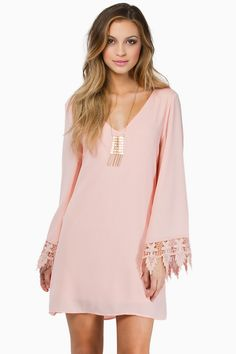 Gorgeous #pink #boho #dress #hippie
