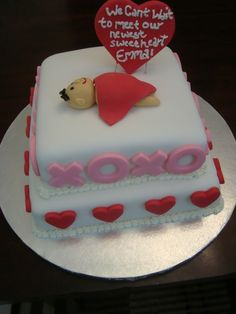 26 Best Valentine S Day Baby Shower Theme Ideas Images On Pinterest