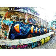 Ruteando por los cerros de Valparaíso #gopro #goprohero3 #art #arte #graffiti#streetart #street #valpo #valparaíso #puerto #instachile #instavalpo #colores #mural #goprohero #instagraffiti #instagopro #instacolor #colors #porteño #landscape #Callejero #instamural #instacolors  #instaart  #instastreetart by daniela_vidal_g