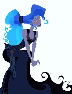 megara as hades...why is this so cool?