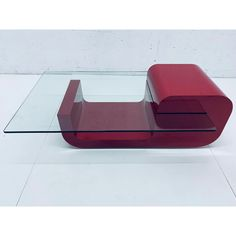 Modern Table, Mid-century Modern, Contemporary, Low Tables, Pierre Cardin, Table Furniture, Stool, Coffee, Glass