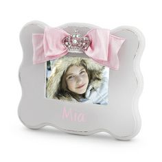 Personalized Kate Embellished Frame , Add Your Message