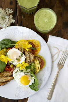 Clean Green Eggs and
