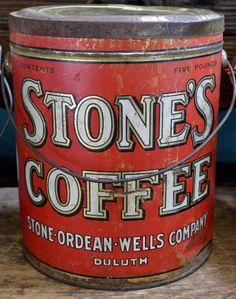 Stone's Coffee