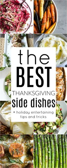 Best Thanksgiving Side Dishes #sidedishrecipes #thanksgiving #holidaycooking #whattocookforthanksgiving #thanksgivingrecipes #sidedish