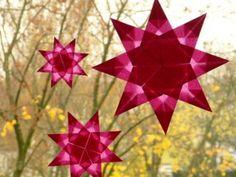 Easy star for Christmas