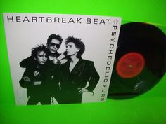 """Psychedelic Furs – Heartbreak Beat VINTAGE VINYL 12"""" New Wave SynthPop 1987 NM #Electronica #SynthPop #PsychedelicFurs #NewWave"""
