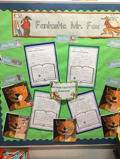 Fantastic Mr Fox Teaching Ideas Induced Info