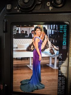 Susana Kennedy presenting the Bokeh Fashion Film Festival 2017 in Custom Hendrik Vermeulen Couture Festival 2017, Film Festival, Bokeh, Mermaid, Couture, Formal Dresses, Celebrities, Fashion, Dresses For Formal