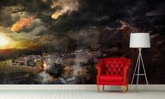 LA31 Gorzilla at War Wall Mural Sticker Decal for HDB, Condo, Landed Property, Singapore Homes, Houses, www.LA31.store  Gorzilla at War creative wall mural ON SALE NOW ONLY @ www.LA31.store  Fill your home with our arts by LA31. Enquire us now! Available for overseas delivery.  #LA31 #LamedAleph31 #Singapore #Singaporeproperty #singaporearts #singaporestickers #singaporehomes #singaporehomedecor #singaporean #singaporecouples #singaporefamilies #family #hdb #executivecondominium #condominium