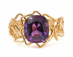 『珠宝』Amy Burton 推出 Disorient 珠宝:迷宫中的彩色宝石 | iDaily Jewelry · 每日珠宝杂志