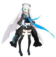 New chinese vocaloid:Zhanyin Lorra  In my opinion she´s very beautiful :)