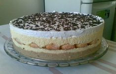 Mestermű lett a torta, nem csak kinézetre, de ízre is! My Recipes, Cookie Recipes, No Bake Desserts, Dessert Recipes, Just Eat It, Hungarian Recipes, Pie Dessert, Cakes And More, Cake Cookies