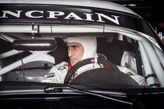 Alessandro Zanardi completes official test days for the Blancpain GT Series