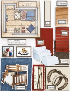 interior design boards for presentations | ... Interior Designer ...