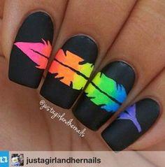ummer nail designs acrylic bright colors nail designs summer acrylic bright…