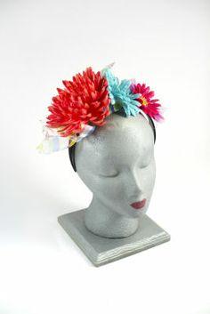 Pink Daisy Headband
