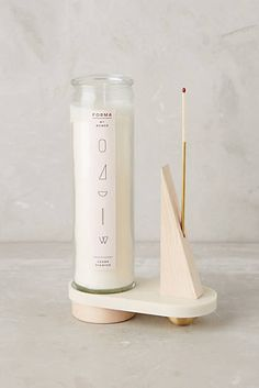 Bower Forma Candle Set