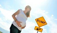 """Colorado Springs Maternity Photography - baby """"bump"""" photo"""