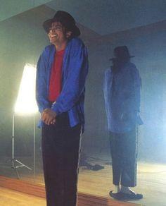 Michael, Dance Studio, Bad Era