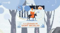 La légende de Saint Nicolas Core French, French Class, French Teacher, Teaching French, French Movies, French Stuff, French Kids, Holidays Around The World, French Language