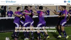How Loughborough built the most successful uni sports team in history, The Tab