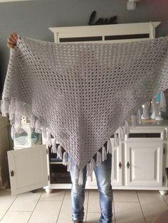 Mijn eerste omslagdoek