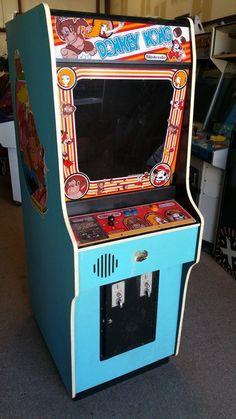 60in1 Multigame in A Donkey Kong Cabinet Atlanta | eBay