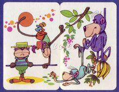 Állatos játékkártya - Mónika Rák - Picasa Webalbumok Monet, Princess Peach, Puzzle, Album, Cards, Fictional Characters, Picasa, Puzzles, Maps