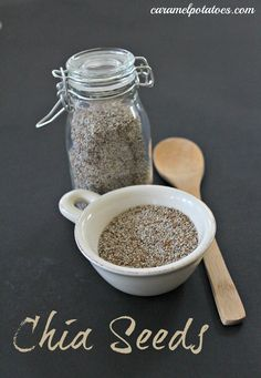 Chia Seeds - whats all the hype about?  Lets break it down to the amazing benefits of adding chia seeds to your diet.