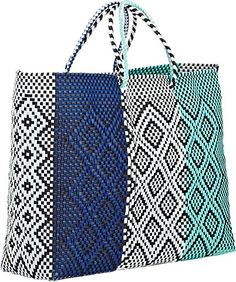 Truss Woven Large Tote -  - Barneys.com Something like this for library books, but not so $$$
