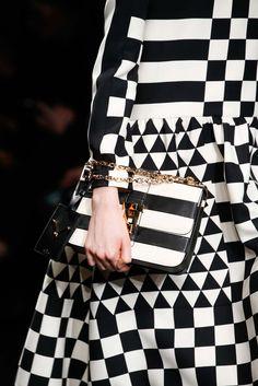 Valentino - Fall 2015 Ready-to-Wear - Look 6 of 166 handbag