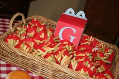 Host-It Notes: Big Burger Birthday Party Mcdonalds Birthday Party, Burger Party, Big Burgers, Veggie Fries, 10th Birthday, Birthday Ideas, Party Themes, Party Ideas, Baby Shower