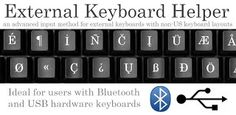 Download External Keyboard Helper Pro v6.0 APK