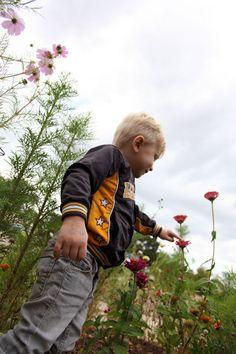 Hoe maak je een natuurlijke tuin waar kinderen in kunnen spelen?