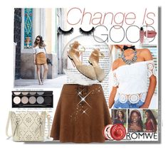 """Romwe X-2"" by azra-90 ❤ liked on Polyvore featuring мода, LineShow, Witchery, The Body Shop и J.Crew"