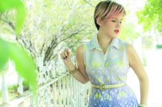 Spring Trend 2014 Pastels - Mexican Fashion Blog Nancy Nannuck #spring #pastels #mexicanfashionblog