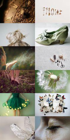 Disney aesthetics: Tinkerbell