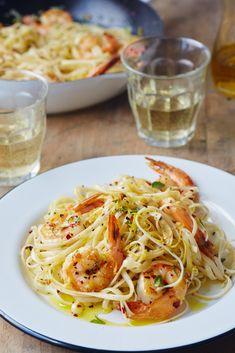 Recipe: Roasted Lemon Oregano Shrimp — Quick and Easy Weeknight Dinners