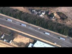 Video of Convoy of Driverless trucks in Japan