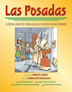 las posadas coloring page - las posadas minibook mexican celebrations the mexican