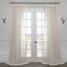 Let find your perfect product choose Half Price Drapes Open Weave Cream Linen Sheer Curtain Search for products you need! Buy Now & Find Savings Extended Linen Sheer Curtain Compare prices from all the major suppliers! Curtains 1 Panel, Sheer Linen Curtains, Cream Curtains, No Sew Curtains, Sheer Curtain Panels, Velvet Curtains, Rod Pocket Curtains, Window Panels, Curtains 2018