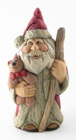 wood carving rough out patterns - Google Search Santa Claus Images, Vintage Santa Claus, Wood Carving Patterns, Wooden Figurines, Polymer Clay Christmas, Chip Carving, Christmas Wood, Christmas Crafts, Christmas Ideas