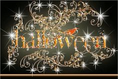 Glittery Halloween Gif Pictures, Photos, and Images for Facebook, Tumblr, Pinterest, and Twitter