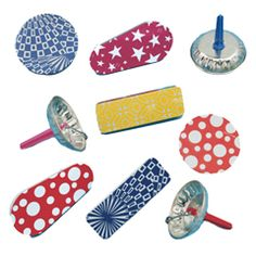 Noisemakers from Windy City Novelties $21.10 per box of 50.