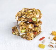 Ultramind Healthy Brazil Nut Bars...the best homemade bar!  Recipe http://www.food.com/recipe/brazil-nut-bars-414650